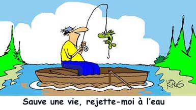 Pages blagues the fishing team 25 - Fusee d enfer ...