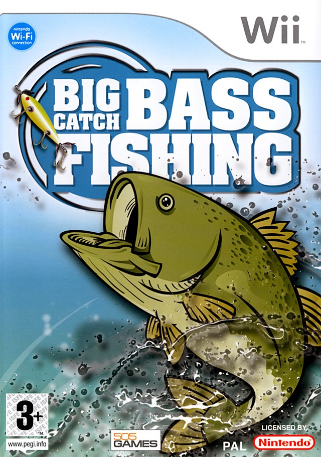 Page jeux the fishing team 25 for Bass fishing game